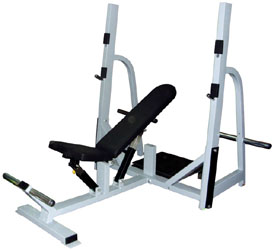 Olympic Flat & Incline Bench