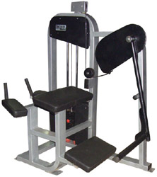 Glute Machine Trainer