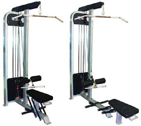 Lat & Rowing Pulley
