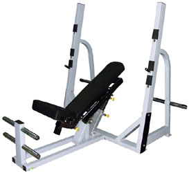 Olympic 3 Way Adjustable Bench